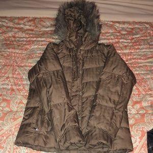 columbia puff coat